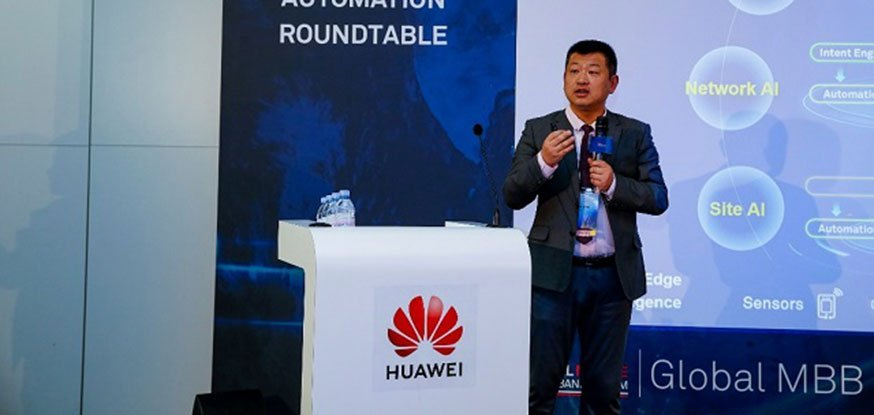 Huawei accelerates AI application in mobile networks with new autonomous driving solution
